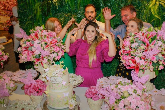 Natália da Escossia celebra a nova idade em dupla comemoração