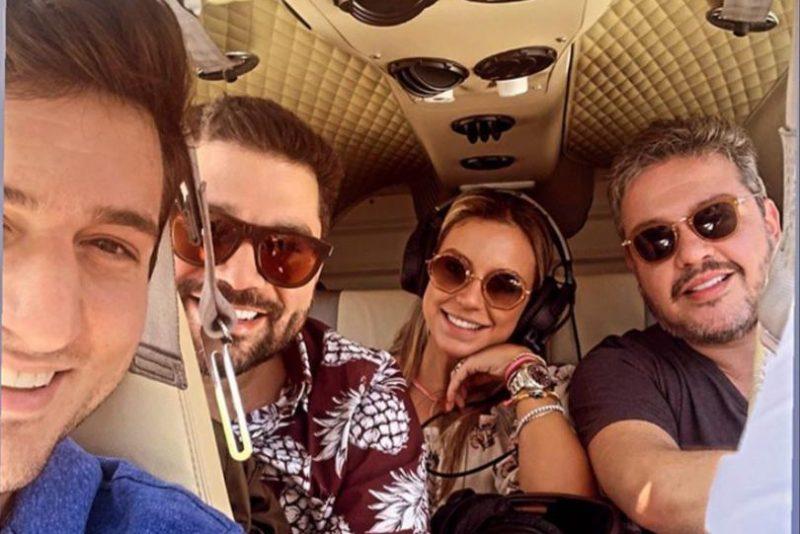 Cearenses aterrissam em Porto de Galinhas para curtir a edição especial da festa Borogodó