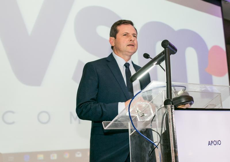 Marcos André Borges participa de live sobre as nova formas de se comunicar