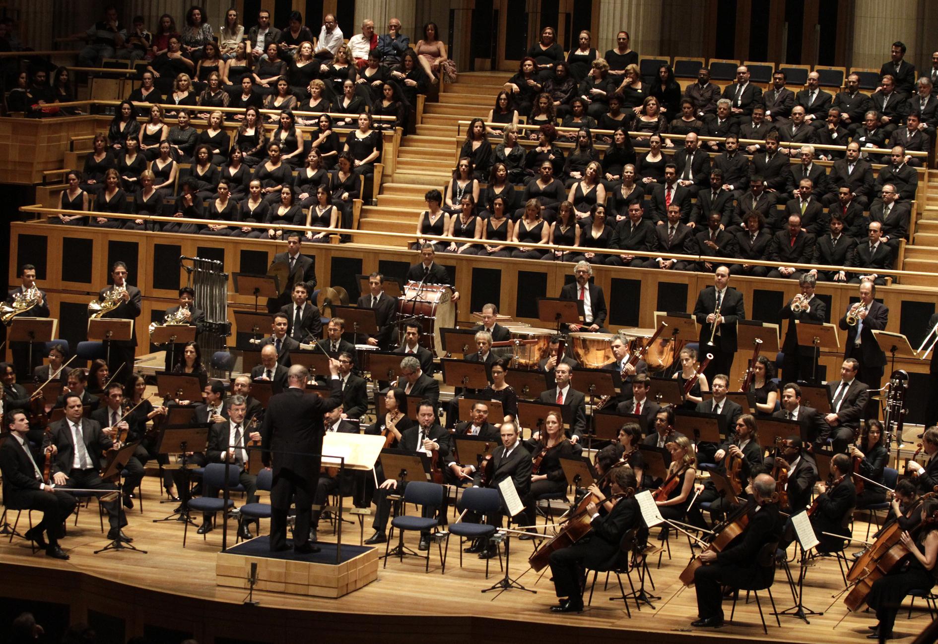 Orquestra Sinfônica de São Paulo retoma apresentações presenciais