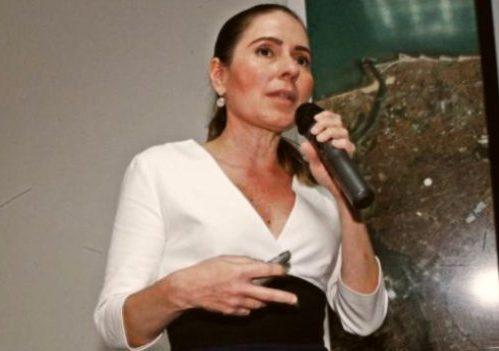 """Águeda Muniz fala sobre """"Economia e cidade"""" durante Live do Corecon-CE"""