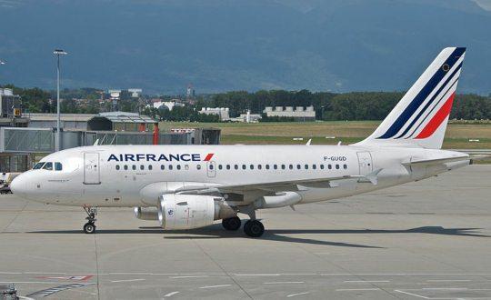 Air France suspende, temporariamente, a operação de voos entre Paris e Fortaleza