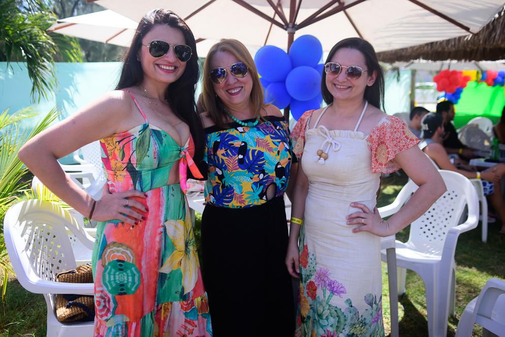Allane Magalhães, Micheline Albuquerque E Danielle Ribeiro