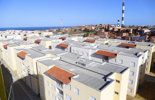 Prefeitura de Fortaleza e Governo do Ceará entregam 1.111 apartamentos