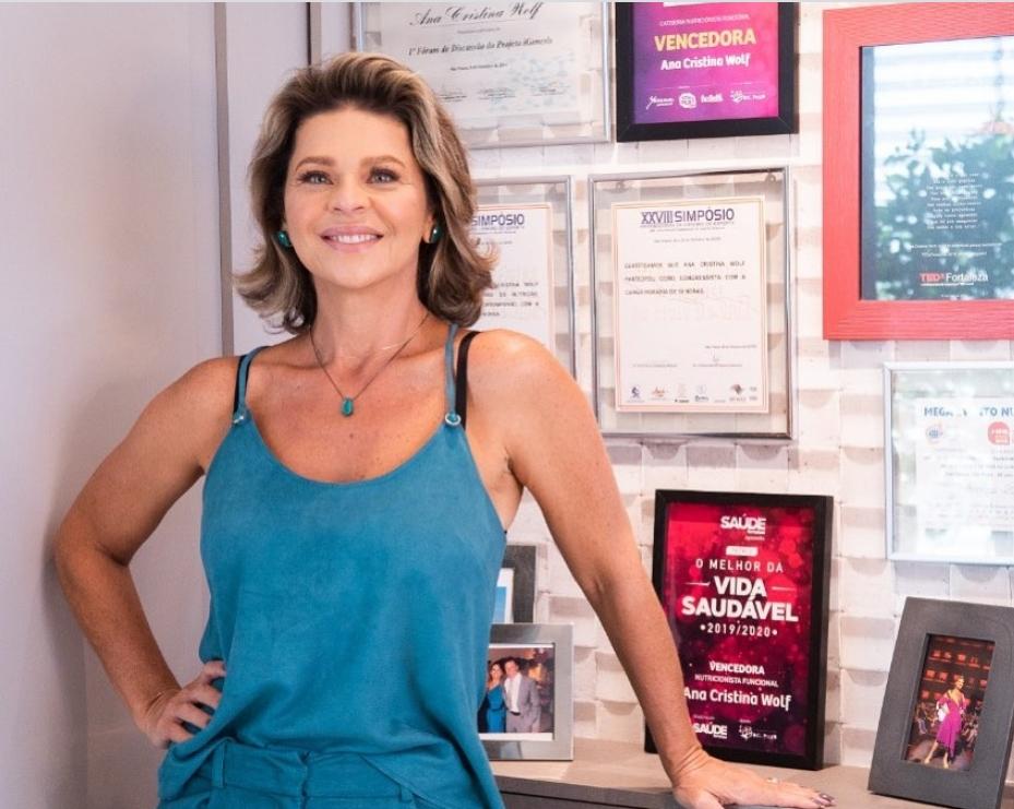 Ana Cristina Wolf abordará a fé como ferramenta de cura no Festival Costume Saudável