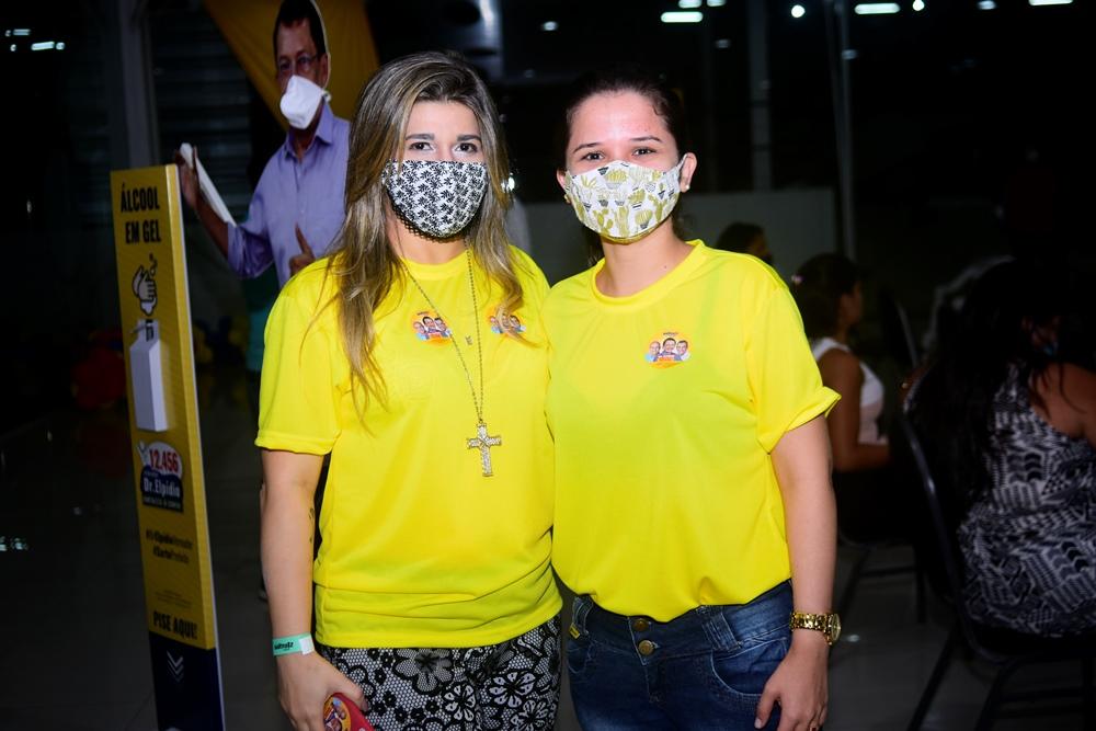 Ana Luisa Rolim E Gabriela Rocha