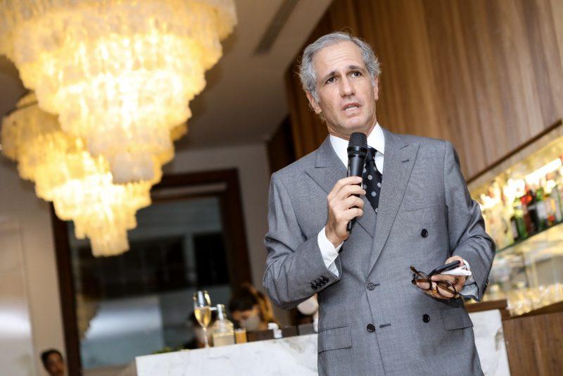 Open House - André Bichucher reúne convidados especiais  na inauguração do Restaurante Mangue Azul