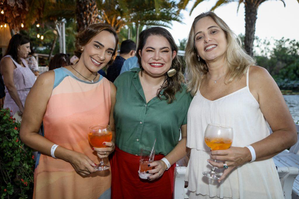 Andrea Peixoto, Natali Picanço E Patricia Groke
