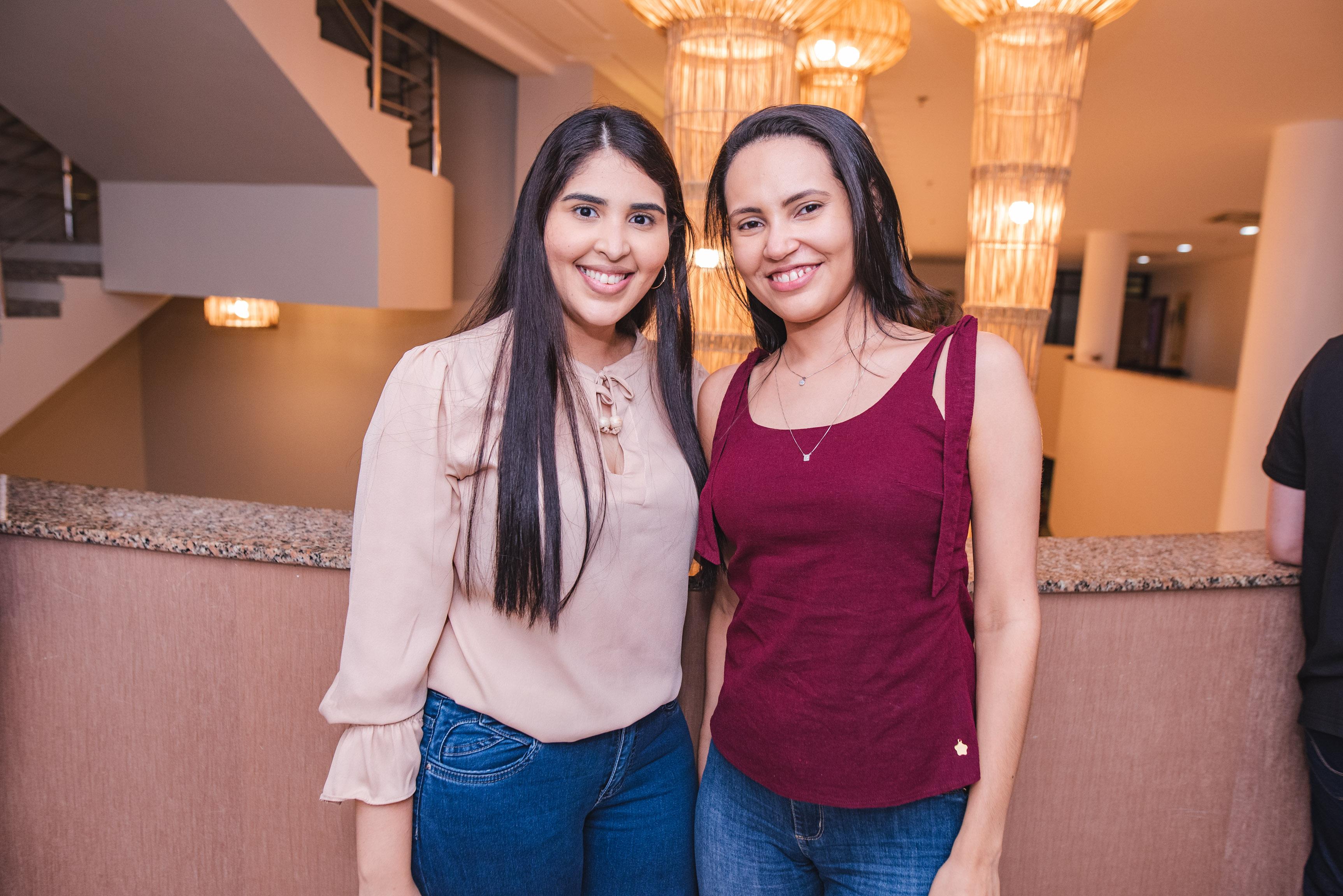 Anely Paixao E Sabrina Cunha