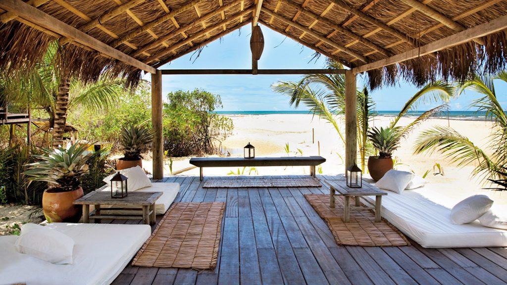 Resort de luxo em Trancoso é eleito um dos melhores do mundo pela Condé Nast Traveler