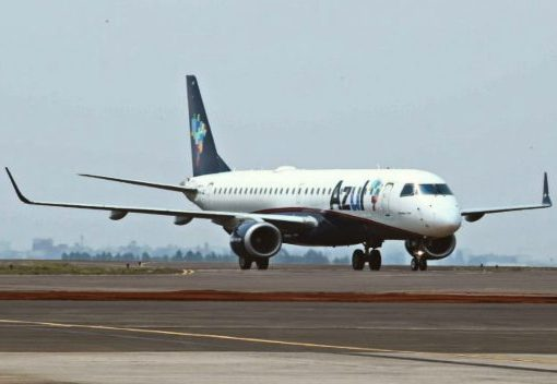 Azul inicia operação entre Campinas e Aracati no próximo dia 17 de dezembro