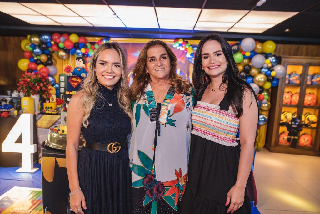 Barbara Rabelo, Norma Carvalho E Raysa Raulino