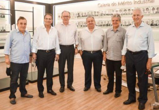 Beto Studart parabeniza a gestão de Ricardo Cavalcante à frente da FIEC