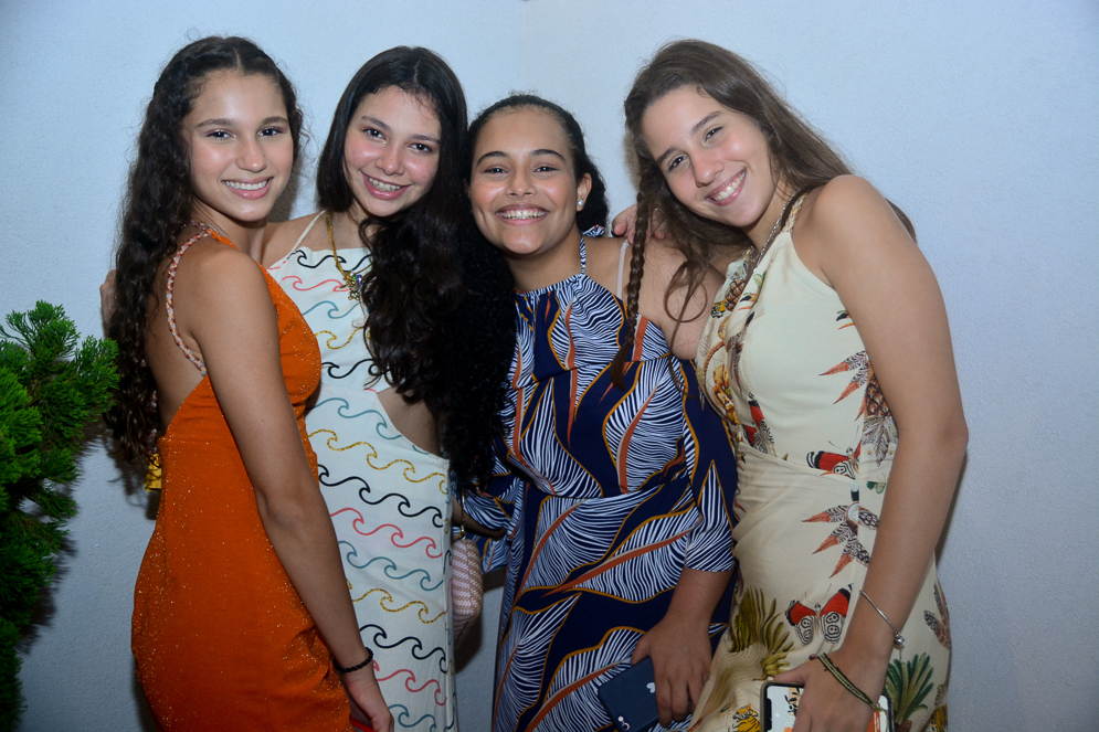 Bianca Villar, Maria Cândida, Letícia Albuquerque