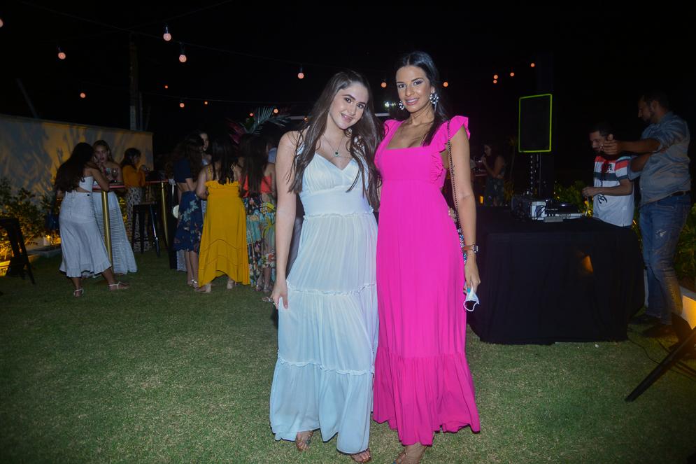 Bibi De Castro E Tatiana Mendes