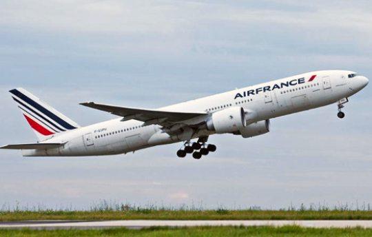 Air France retoma operações entre Paris e Fortaleza, ampliando assentos em 12%