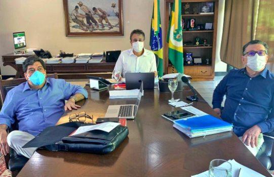 Camilo anuncia a proibição de eventos festivos em ambientes fechados no Ceará