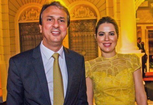 Camilo revela que ele e a primeira-dama, Onélia, já se recuperaram da Covid-19