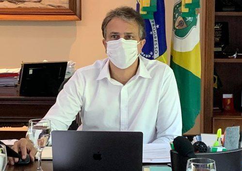 Camilo Santana diz que não compactua com atos ilícitos praticados por policiais