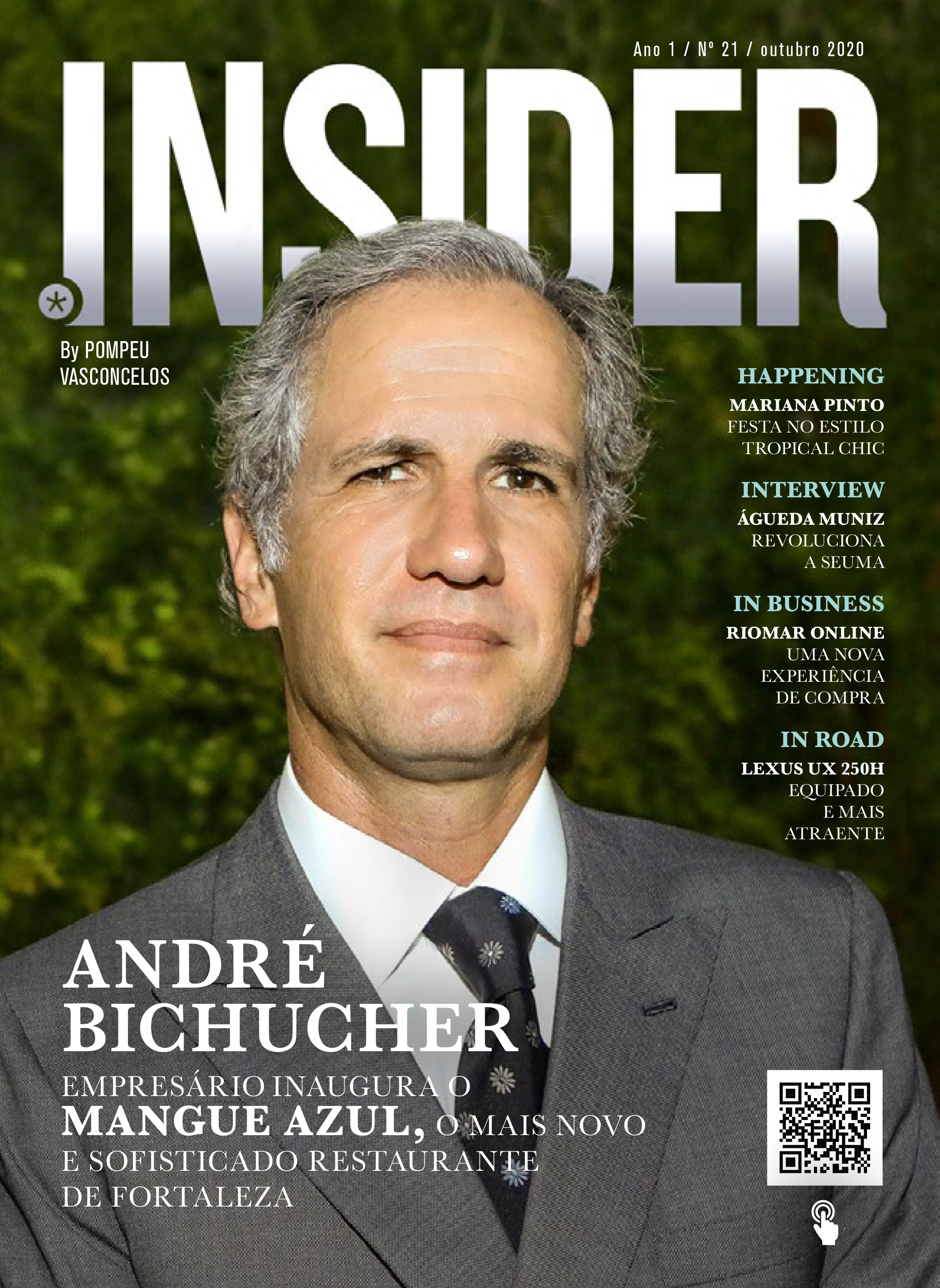 Nº 21 • ano 2020: André Bichucher