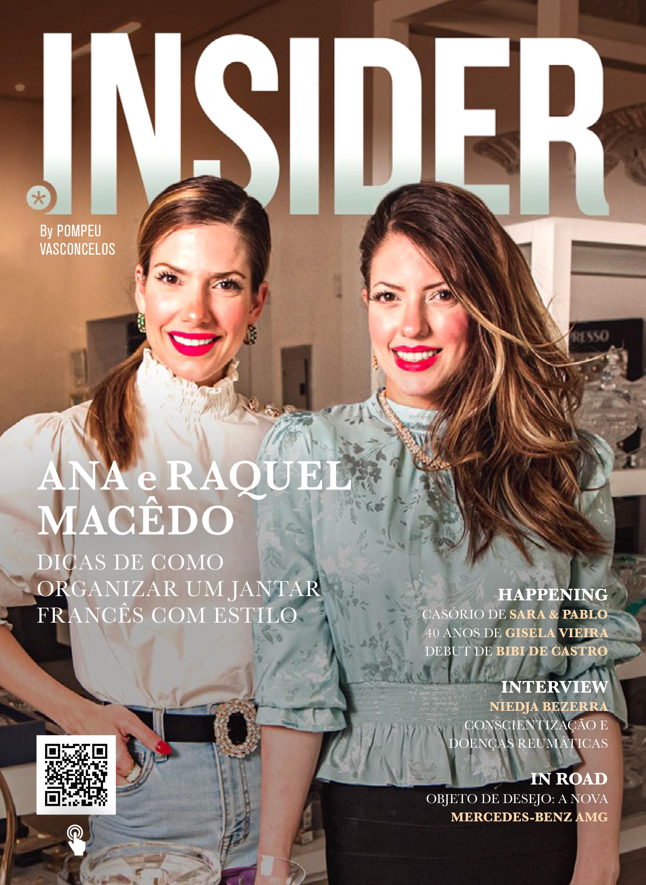 Nº 20 • ano 2020: Ana e Raquel Macêdo