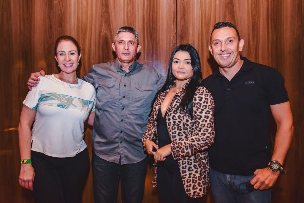 Carla Zambelli, Aginaldo Oliveira, Carla Oliveira E Ney Farias