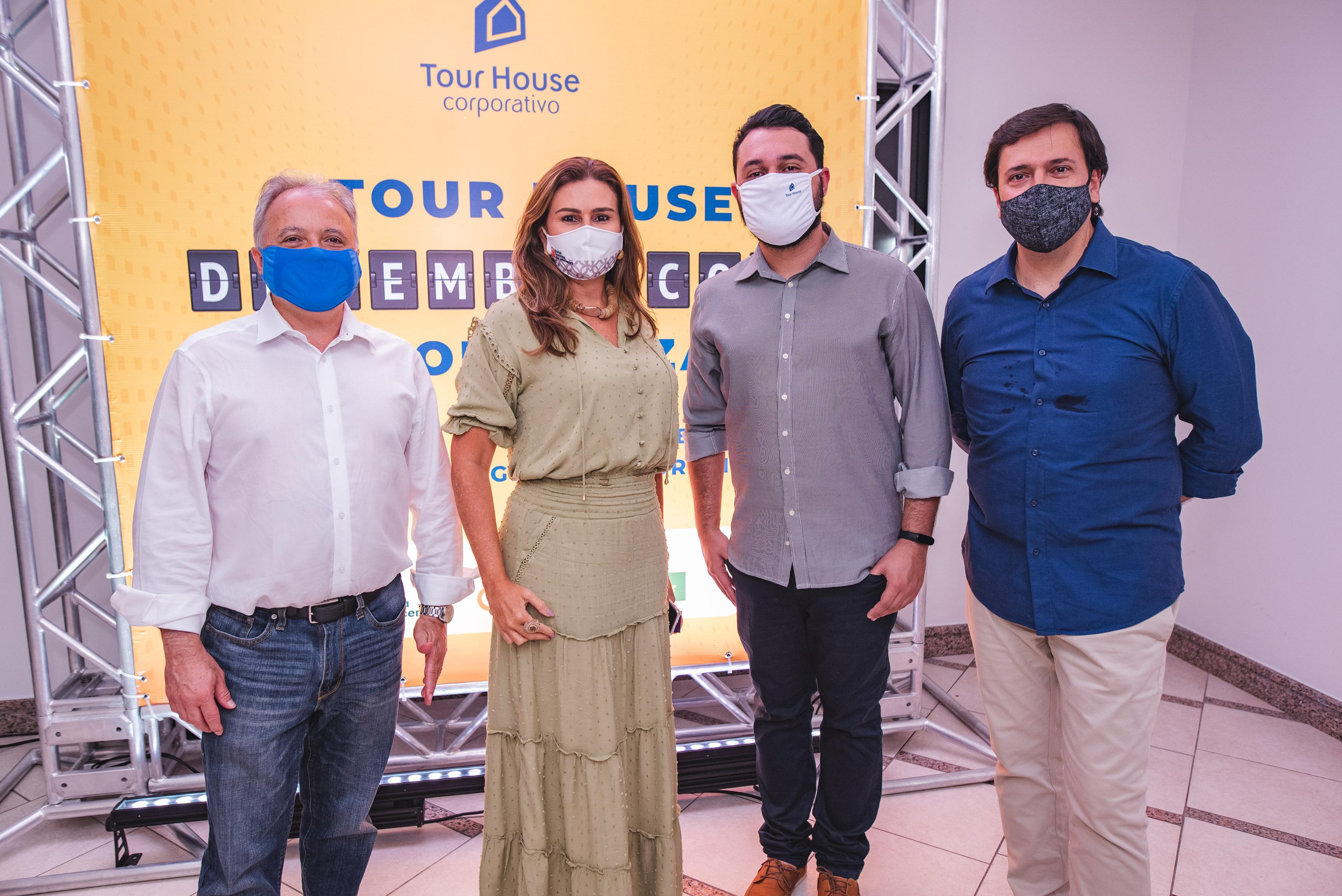 Grupo Tour House celebra o start de suas operações em Fortaleza com evento no Sonata de Iracema