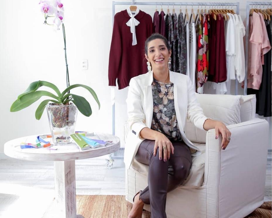 Primeiro episódio do Provador Iguatemi contou com a participação de Catarina Cavalcante