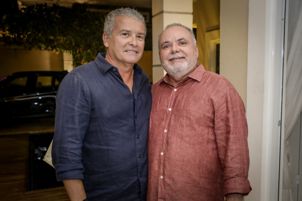 Celio Thomaz E Pedro Carapeba
