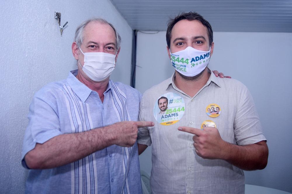 Ciro E Adams Gomes