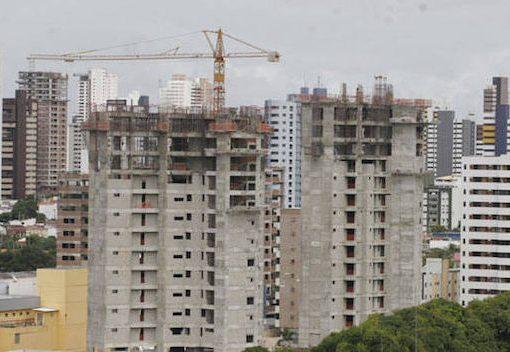 Confiança da construção civil atinge o seu melhor índice desde março de 2014