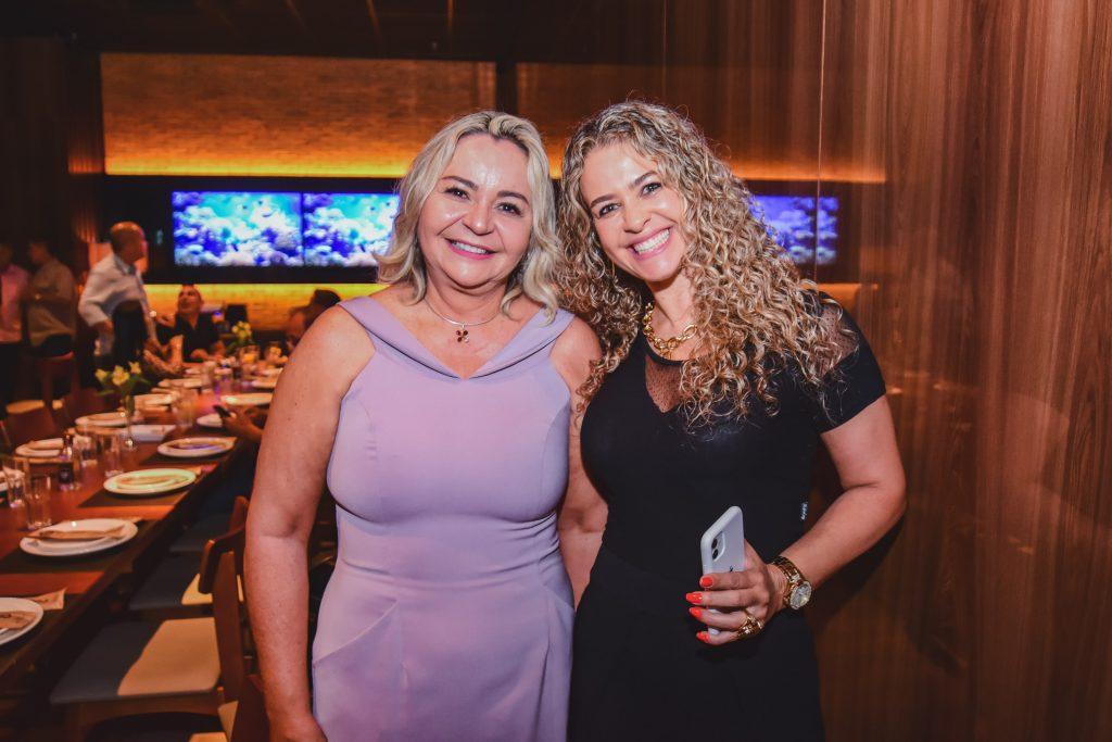 Dalia Freitas E Daniele Teixeira