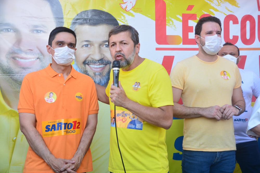 Denis Bezerra, Élcio Batista E Léo Couto (3)