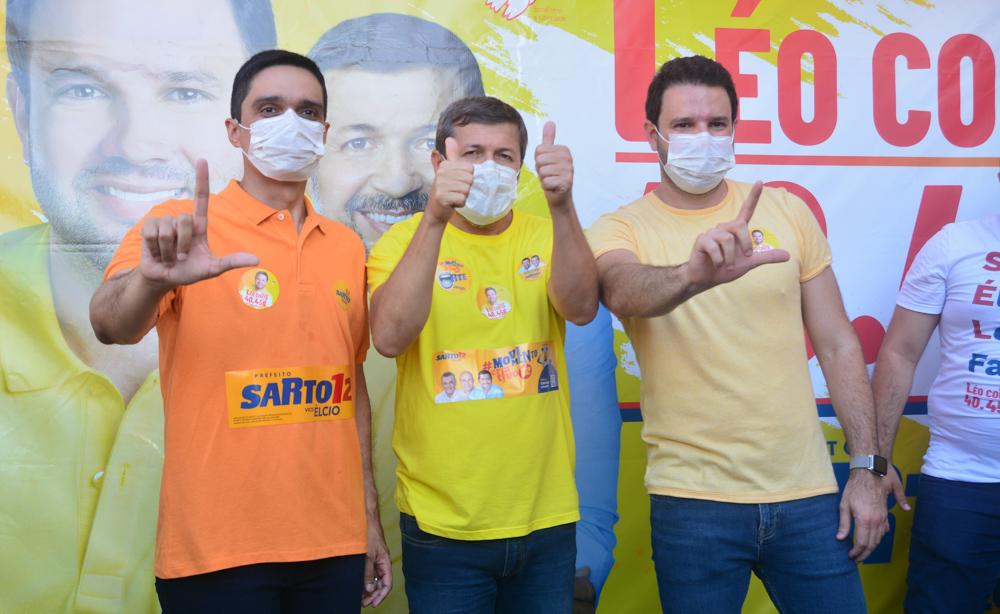 Denis Bezerra, Élcio Batista E Léo Couto (8)