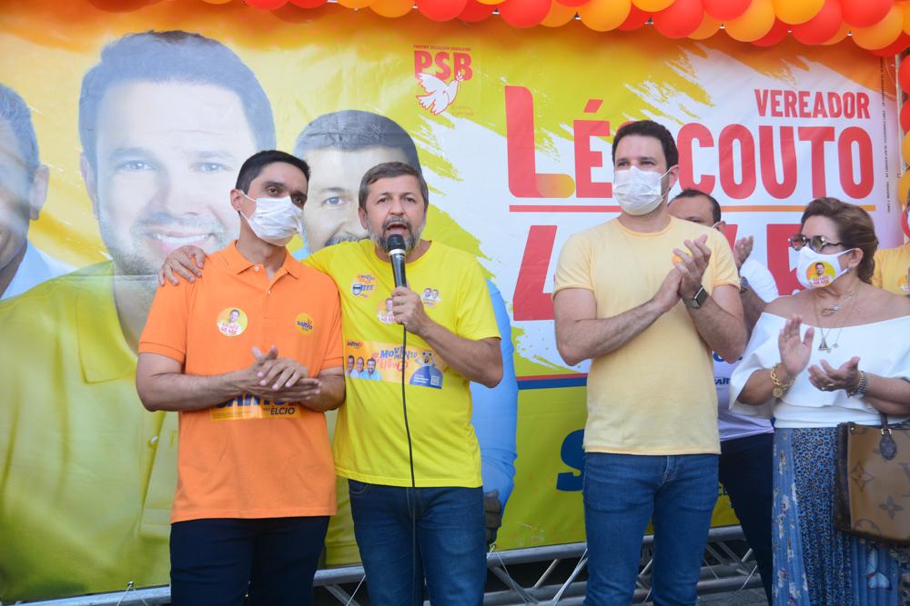 Denis Bezerra, Élcio Batista, Léo Couto E Marta Peixe (1)