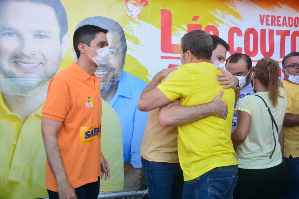 Denis Bezerra, Léo Couto E Élcio Batista (2)