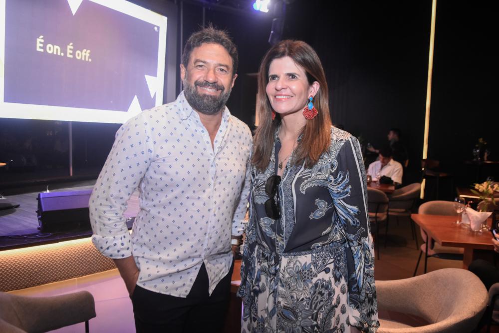 Dimas Rufino E Luciana Campos
