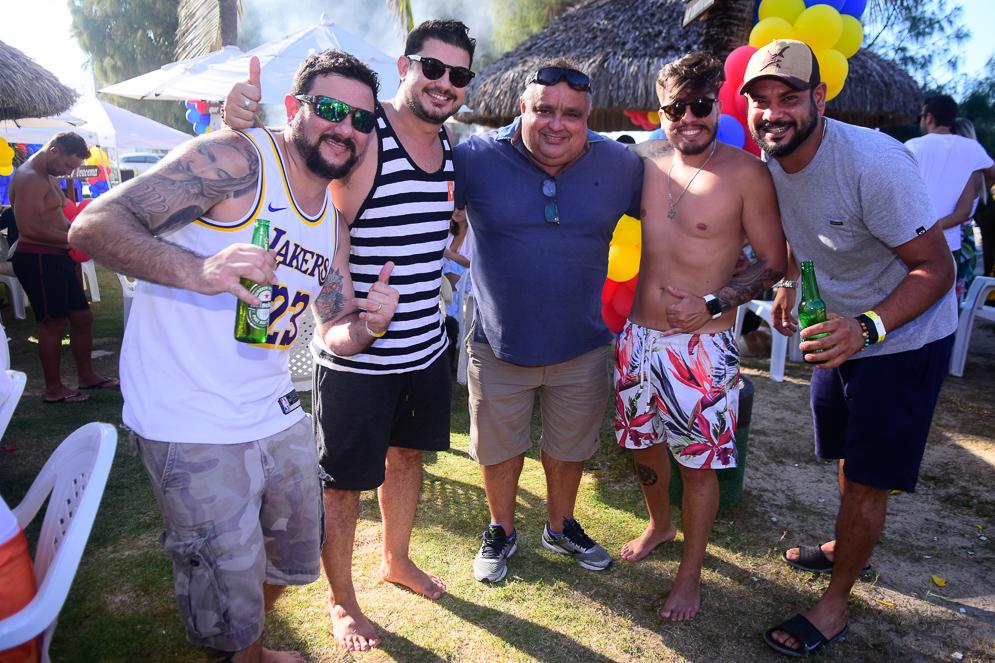 Eduardo Fernandes, Eric Moreira, Fernando Pinheiro, André Da Silva E Flavio Cunha