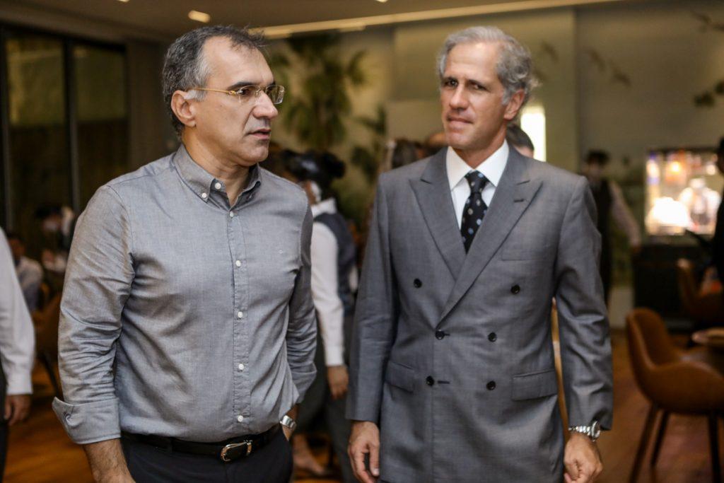 Eduardo Neves E Andre Bichucher