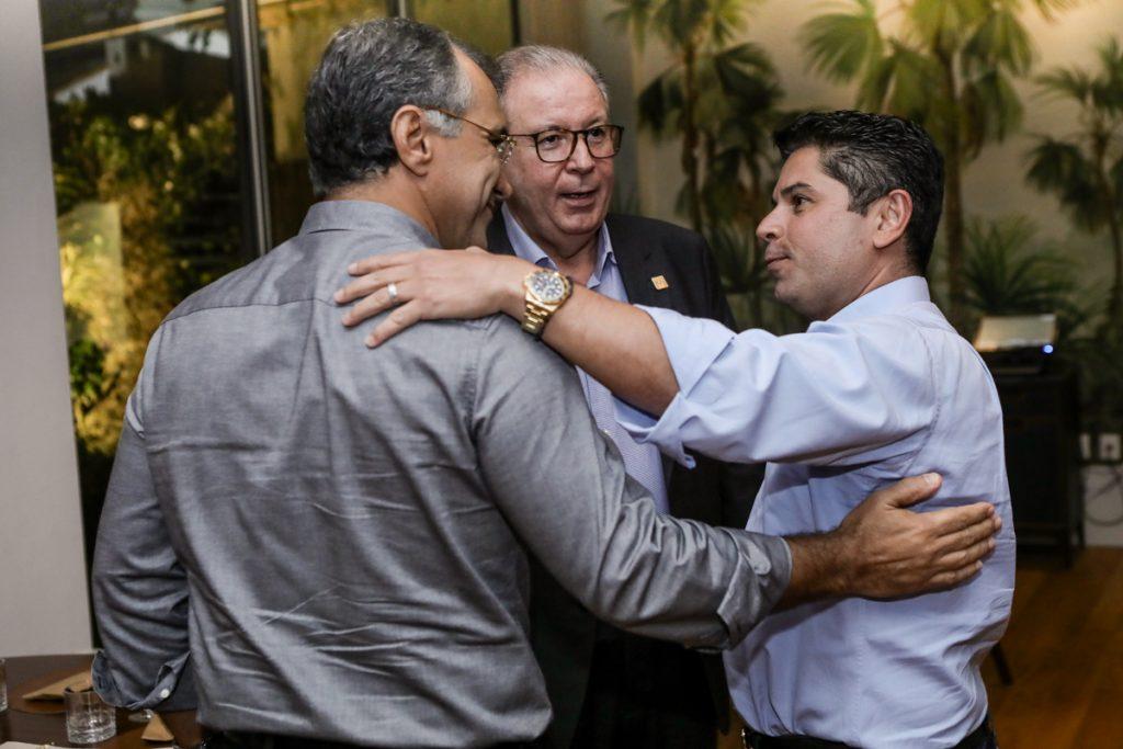 Eduardo Neves, Ricardo Cavalcante E Pompeu Vasconcelos