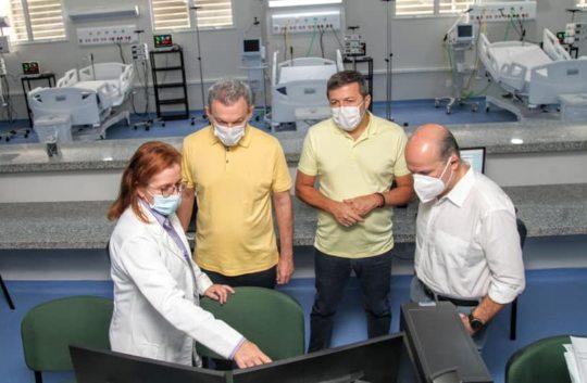 José Sarto, Roberto Cláudio e Élcio Batista destacam a importância do IJF-2