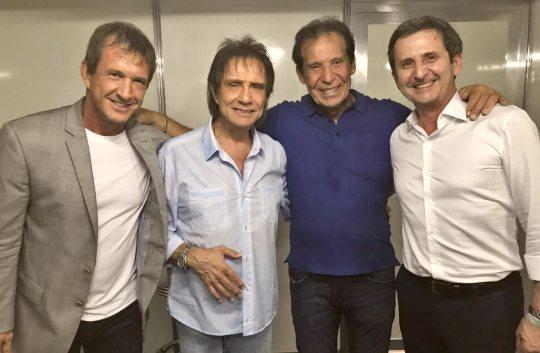 Incorporadora de Roberto Carlos fecha parceria com empresários cearenses para novos investimentos na Região Nordeste
