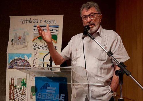 Eudoro Santana grava mensagem de apoio a José Sarto e destaca a parceria existente entre Camilo e Roberto Cláudio