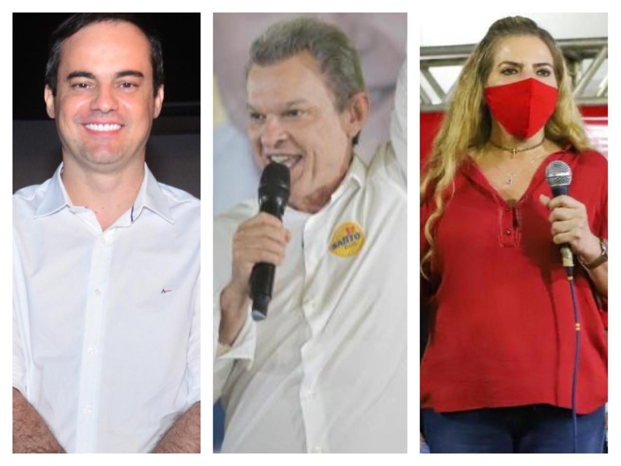 Sarto alcança o segundo lugar e fica 7,6% atrás do Capitão Wagner em pesquisa espontânea do Instituto Paraná