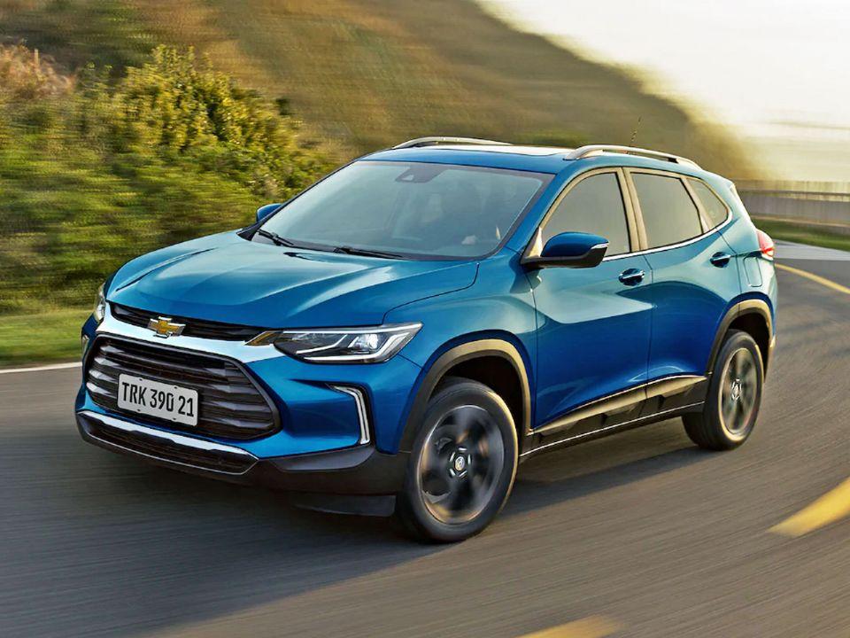 Tracker cai no gosto e torna-se o SUV mais vendido do mês