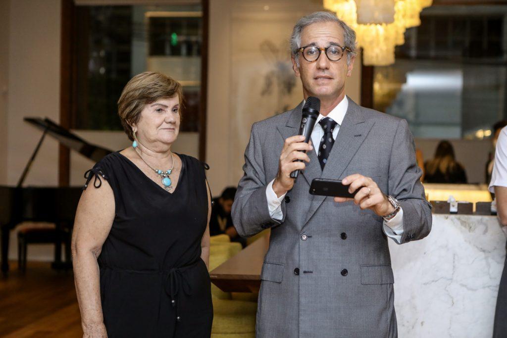 Ilza Mendonça E Andre Bichucher