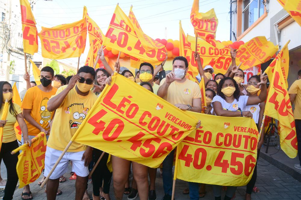 Inauguração Do Comitê Central De Léo Couto (15)