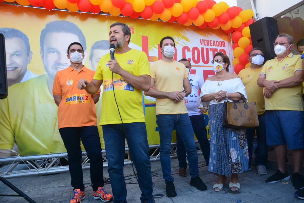 Inauguração Do Comitê Central De Léo Couto (3)