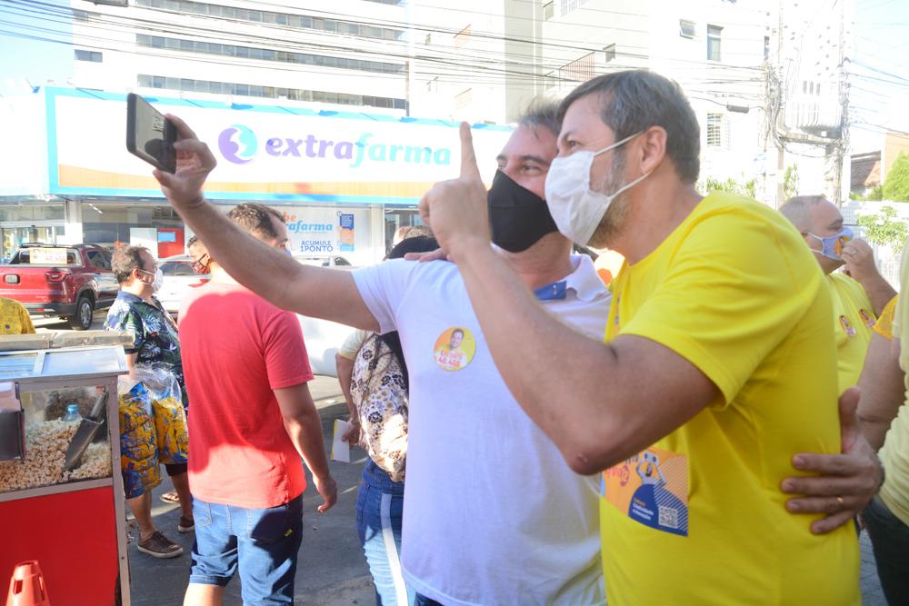 Inauguração Do Comitê Central De Léo Couto (6)