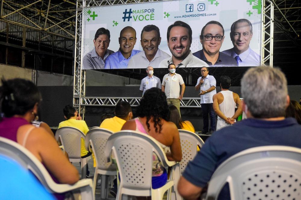 Inauguração Do Comitê De Adams Gomes (20)